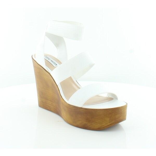 76caa0604196 Shop Steve Madden Blondy Women s Heels White - 10 - Free Shipping ...