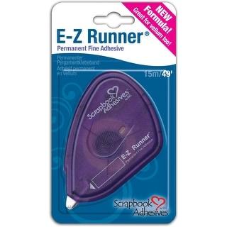 "Scrapbook Adhesives E-Z Runner Fine Adhesive-Permanent, .375""X49'"