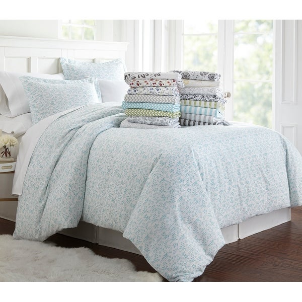 Becky Cameron Premium Ultra-soft 3-piece Printed Duvet Cover Set. Opens flyout.