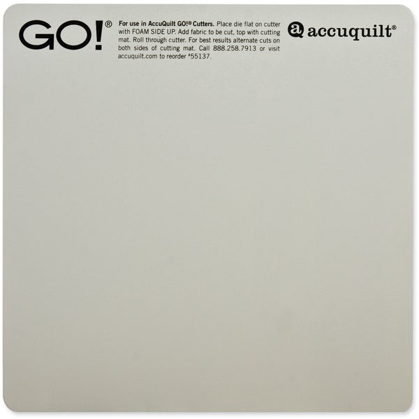 "GO! Baby Cutting Mat-6""X6"""