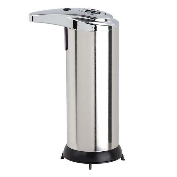 Better Living 70190 Touchless Soap Dispenser, Stainless Steel