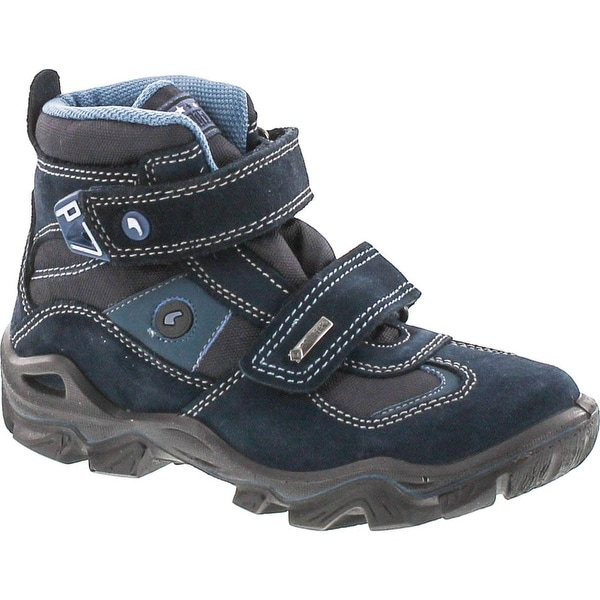 Primigi Boys Kyroo Waterproof Goretex Winter Boots - Navy/Blue