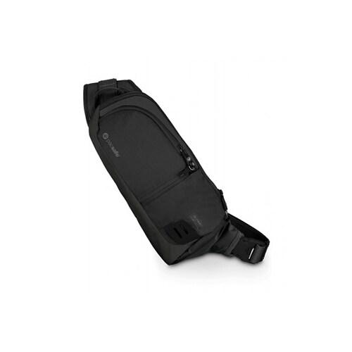 Pacsafe Venturesafe 150 GII-Black Anti-Theft Cross Body Pack w/Adjustable Strap
