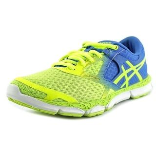 Asics 33-DFA Round Toe Synthetic Running Shoe