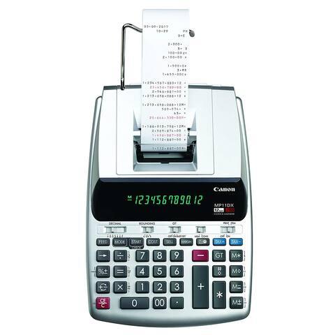 Canon MP11DX-2 Printing Calculator MP11DX-2 Printing Calculator