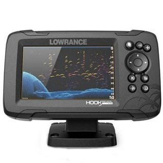 Link to Lowrance HOOK Reveal 5x Fishfinder HOOK Reveal 5x Fishfinder Similar Items in Fish Finders & Electronics