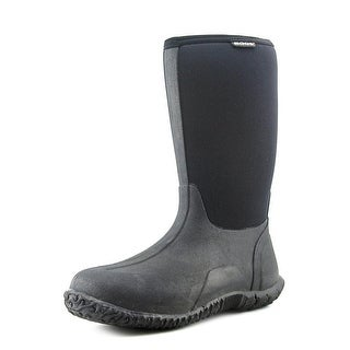 Bogs Classic High No Handle Round Toe Canvas Rain Boot