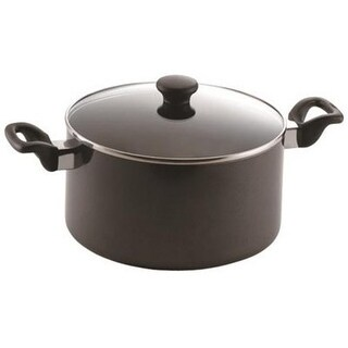 Mirro 47007 6 Quart Get A Grip Covered Sauce Pan