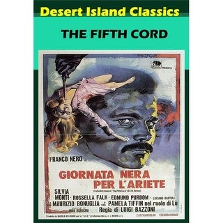 Fifth Cord, The DVD Movie 1971
