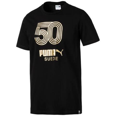 Puma Mens 50 Graphic T-Shirt