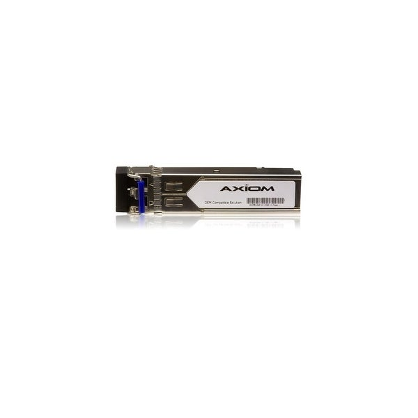 Axion XBR-000077-AX Axiom 1000BASE-LX SFP for Brocade - For Data Networking - 1 x 1000Base-SX - 128 MB/s Gigabit Ethernet1