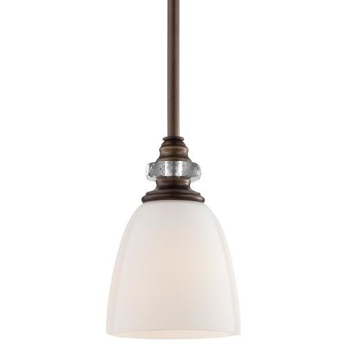 Minka Lavery 4941-570 1 Light Indoor Mini Pendant from the Thorndale Collection