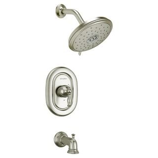 American Standard TU440.508  Quentin Tub and Shower Trim Package with 1.8 GPM Multi Function Shower Head