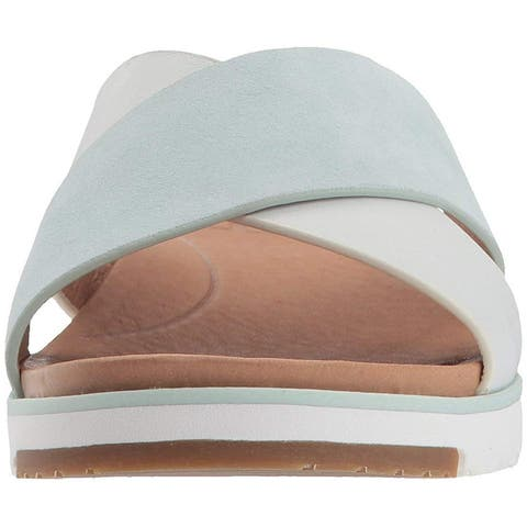 Ugg Womens Kari Open Toe Casual Slide Sandals