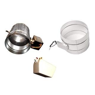 """Faber MUDAMPER6 6"""" Make-Up Air Kit - STAINLESS STEEL - N/A"""