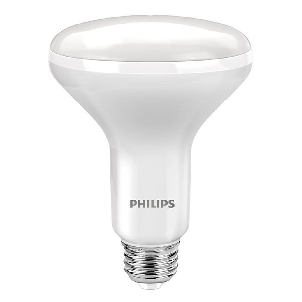Philips 474197 Reflector BR30 LED Bulb, Frosted, 11 Watts