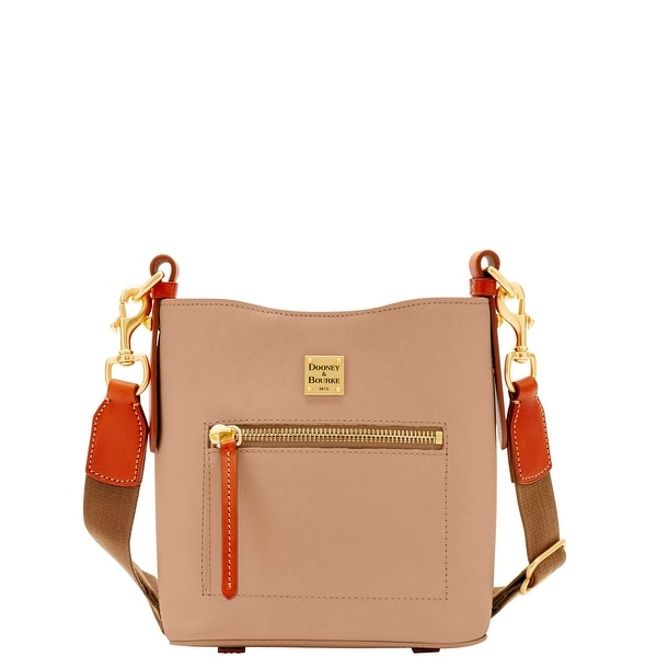 Dooney & Bourke Raleigh Small Roxy Bag (Introduced by Dooney & Bourke at $268 in Apr 2016) - MUSHROOM