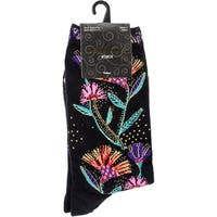 Laurel Burch Socks-Wildflowers