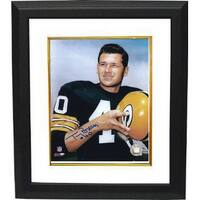 Tom Brown signed Green Bay Packers 8x10 Photo Custom Framed