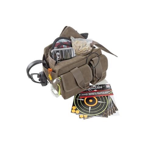 Allen Bag Select Canvas Shooting Range Pistol Rugs Olive Green - Olive Green