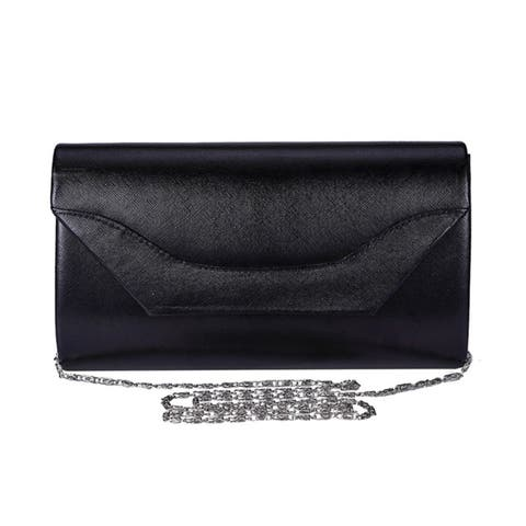 f6689d309060d Womens Shining Envelope Clutch Purses Evening Bag Handbags For Wedding and  Party