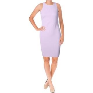 Elizabeth and James Womens Kenna Sleeveless Knee-Length Wear to Work Dress
