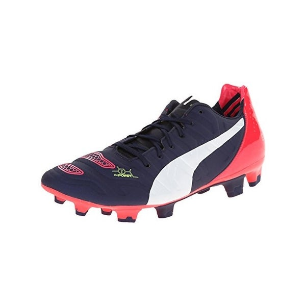 Puma Mens EvoPower 2.2 Cleats Soccer EVOpower2 - 7 medium (d)