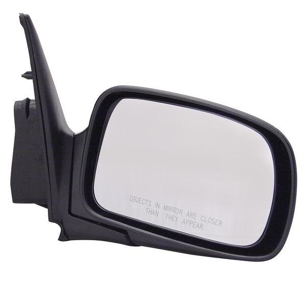 Pilot Automotive TYC 5740031 Black Passenger/ Driver Side Power Non-Heated Replacement Mirror for Nissan Quest 99-02