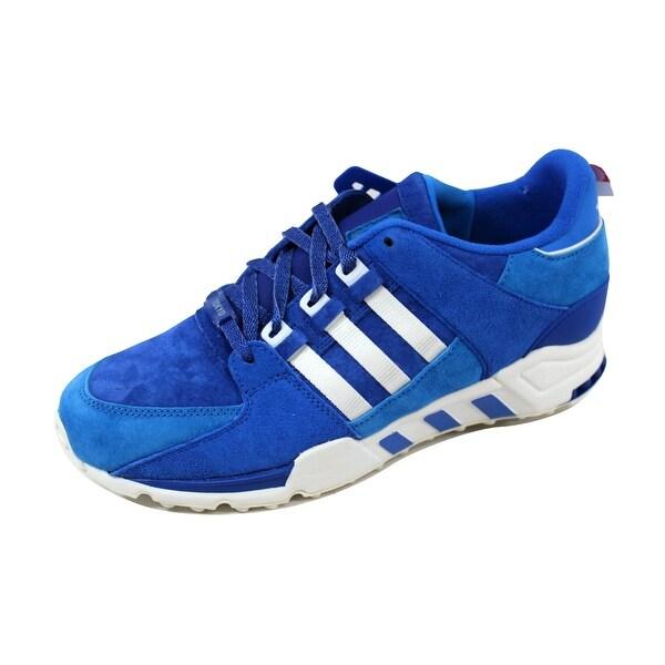 Adidas Men's Equipment Running Support Royal Blue/Blue-White B27661