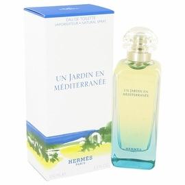 Eau De Toilette Spray 3.4 oz Un Jardin En Mediterranee by Hermes - Women