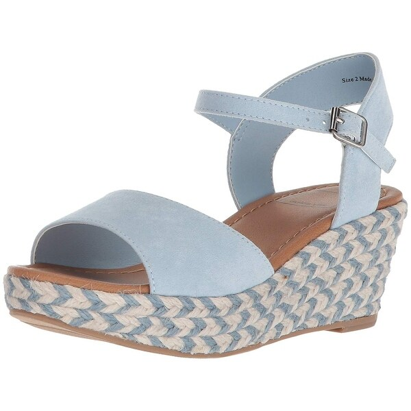 Shop Dolce Vita Kids  Wendy Wedge Sandal - Free Shipping On Orders ... d3dcf7cfa4f8