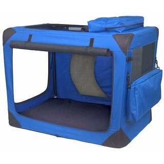 Generation Ii Deluxe Portable Soft Crate Large