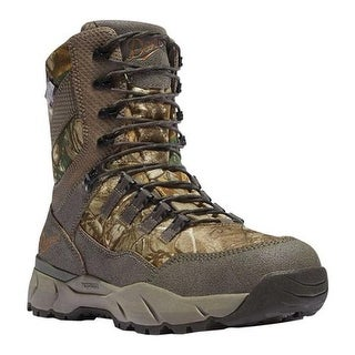 "Danner Men's Vital 8"" 800G Mid Calf Boot Realtree Xtra Leather/Textile"
