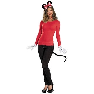 Red Minnie Mouse Kit