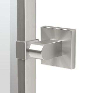 "Gatco 4079FLG Elevate 23-3/4""W X 27-1/2""H Wall-Mounted Framed Oval Mirror - Satin Nickel - N/A"