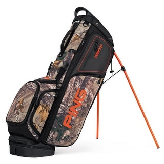 New Ping Hoofer Golf Stand Bag Realtree Camo - Realtree Camo
