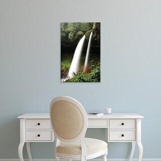 Easy Art Prints Michel Hersen's 'North Falls' Premium Canvas Art