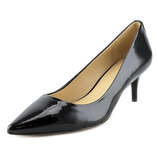 Coach Lacey Pointed Toe Patent Leather Heels
