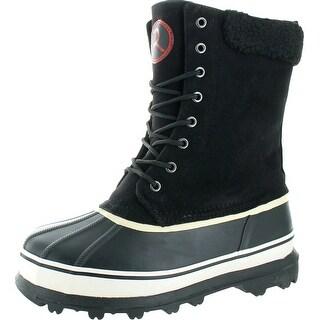 Revenant Men's Waterproof Sherpa Snow Duck Boots