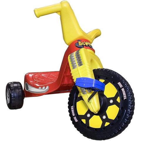 "Big Wheels 50th Anniversary 8.5"" Big Wheel Junior"