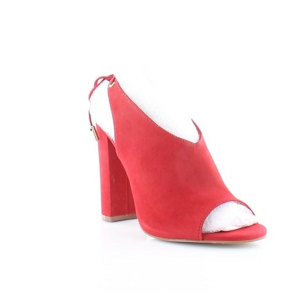 Steve Madden Saffron Women's Heels Red