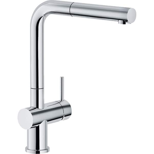 Franke Ff38 Active Plus Single Handle High Pressure Kitchen Faucet With Pull Out Overstock 25650495