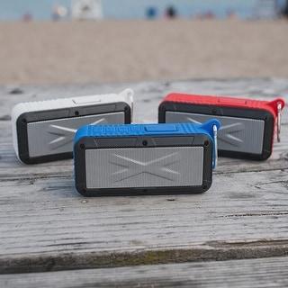 RayJam Solar Bluetooth Portable Speaker