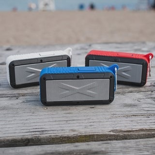 RayJam Solar Bluetooth Portable Speaker