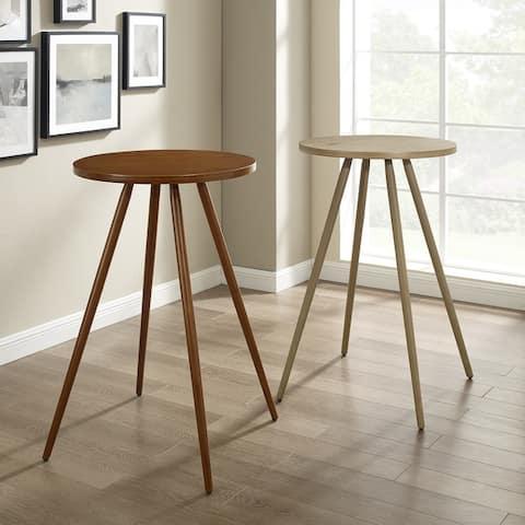 Corvus Lille Mid-century Bamboo Bar Table