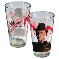 Nightmare on Elm Street Freddy Krueger Slash Pint Glass