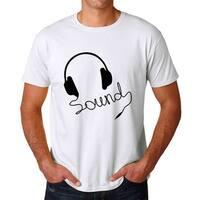 Sound Headphones Quote T-shirt