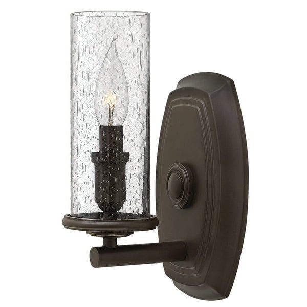 Hinkley Lighting 4780 1 Light Indoor Wall Sconce from the Dakota Collection
