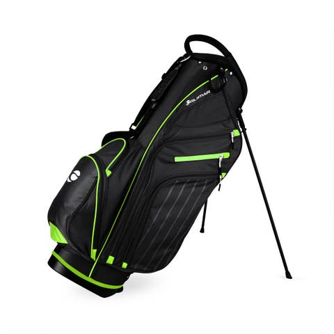 Orlimar SRX 14.9 Golf Stand Bag Black/Green
