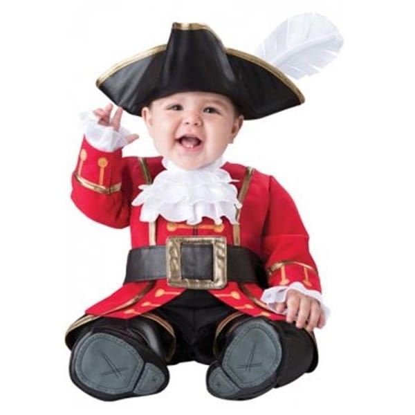 Shop Fun World IC6071T Infant Captain Cuteness Costume cabd7c826ea